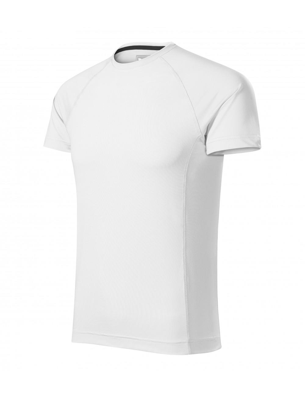 Adler MALFINI Koszulka męska Destiny 175 biały