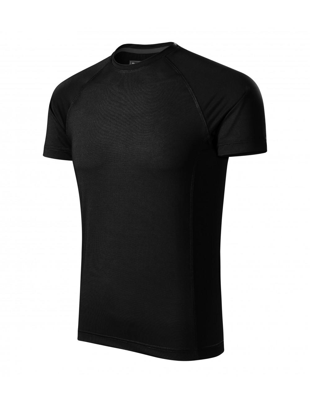 Adler MALFINI Koszulka męska Destiny 175 czarny