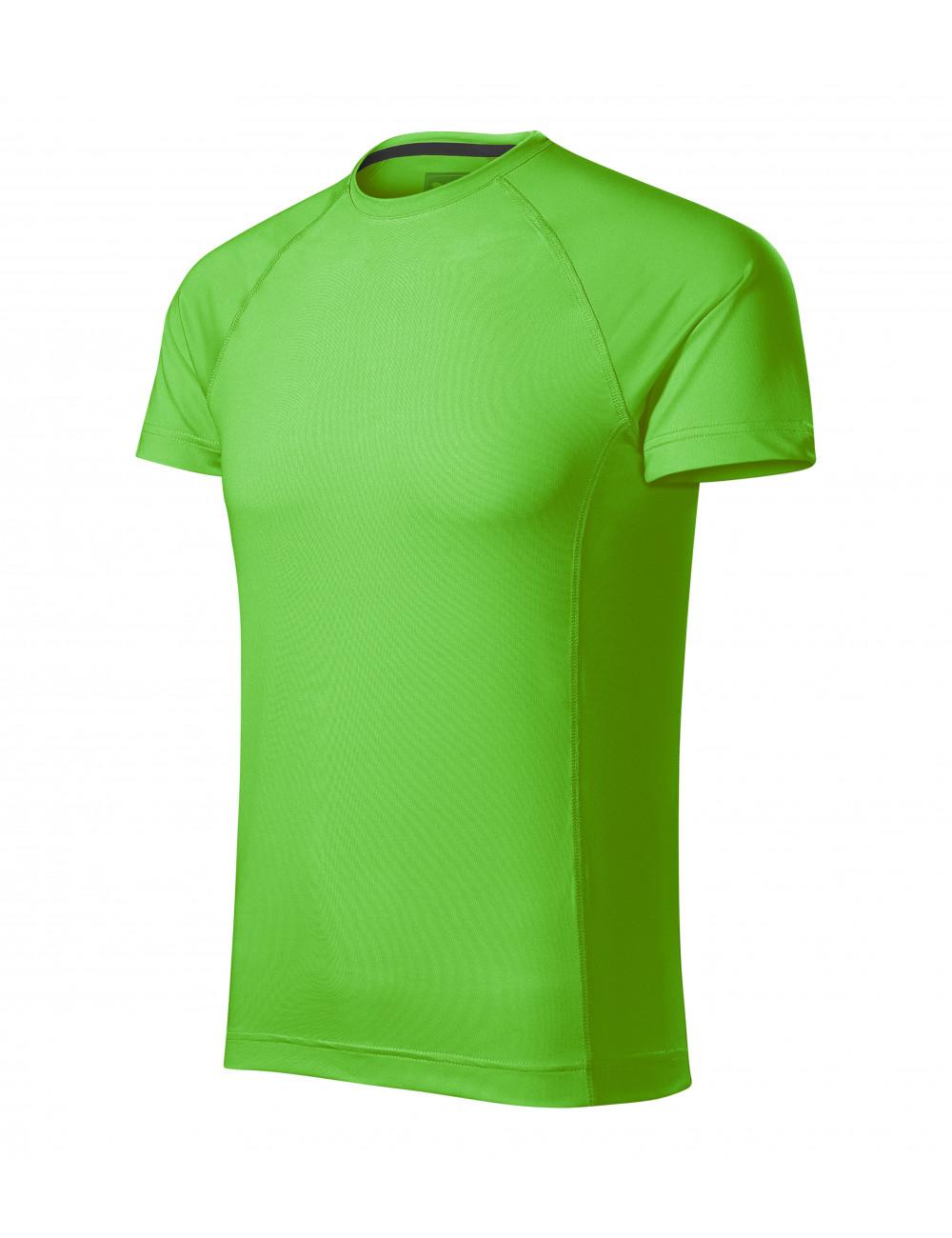 Adler MALFINI Koszulka męska Destiny 175 green apple