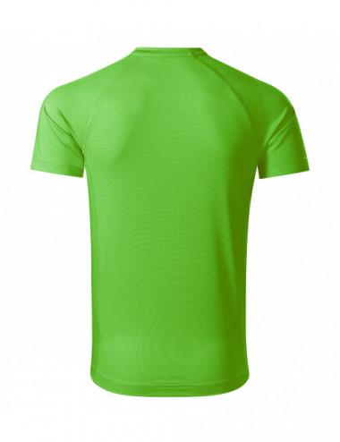 2Adler MALFINI Koszulka męska Destiny 175 green apple