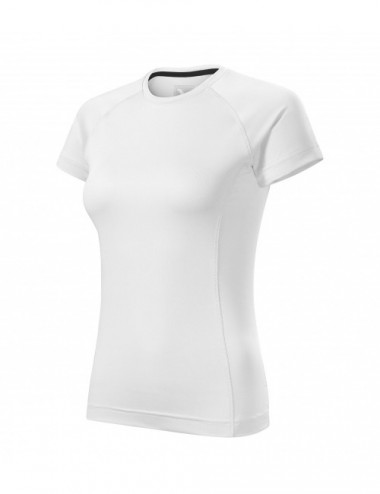 Adler MALFINI Koszulka damska Destiny 176 biały