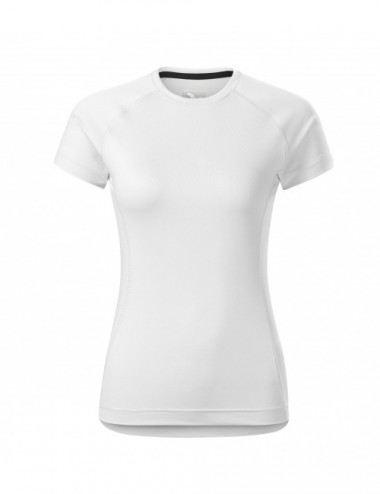 2Adler MALFINI Koszulka damska Destiny 176 biały