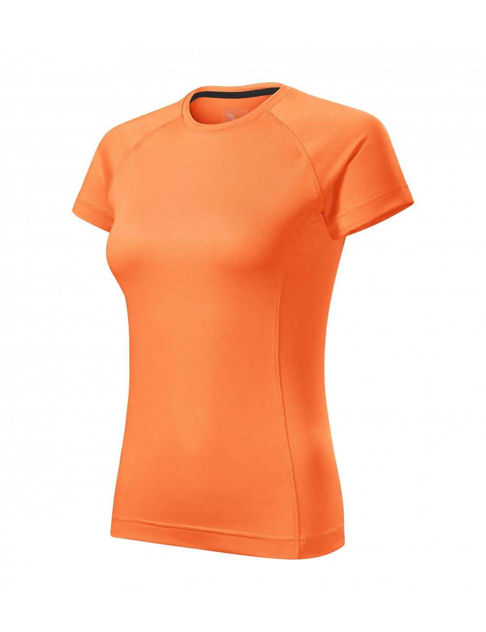Adler MALFINI Koszulka damska Destiny 176 neon mandarine