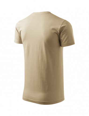 2Adler MALFINI Koszulka męska Basic 129 piaskowy