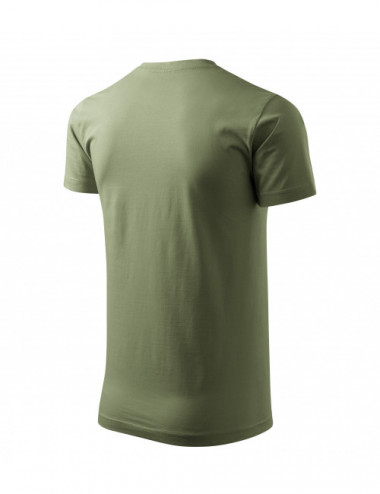 2Adler MALFINI Koszulka męska Basic 129 khaki