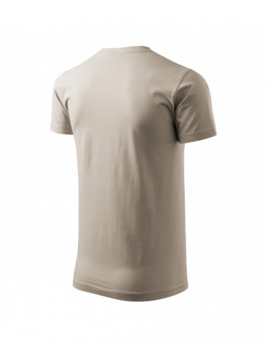 2Adler MALFINI Koszulka męska Basic 129 lodowo siwy