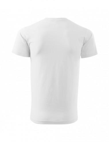2Adler MALFINI Koszulka męska Basic 129 biały
