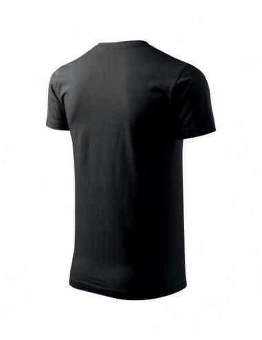 2Adler MALFINI Koszulka męska Basic 129 czarny