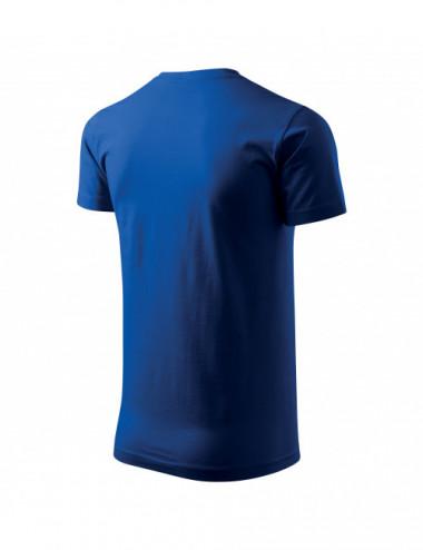 2Adler MALFINI Koszulka męska Basic 129 chabrowy