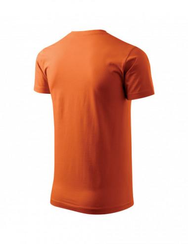 2Adler MALFINI Koszulka męska Basic 129 pomarańczowy