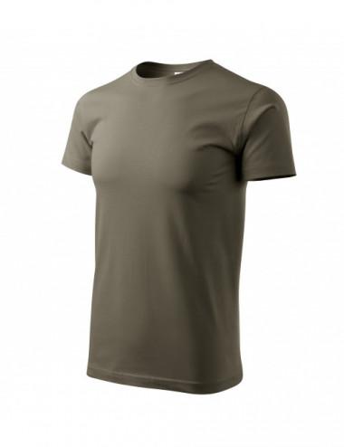 2Adler MALFINI Koszulka męska Basic 129 army