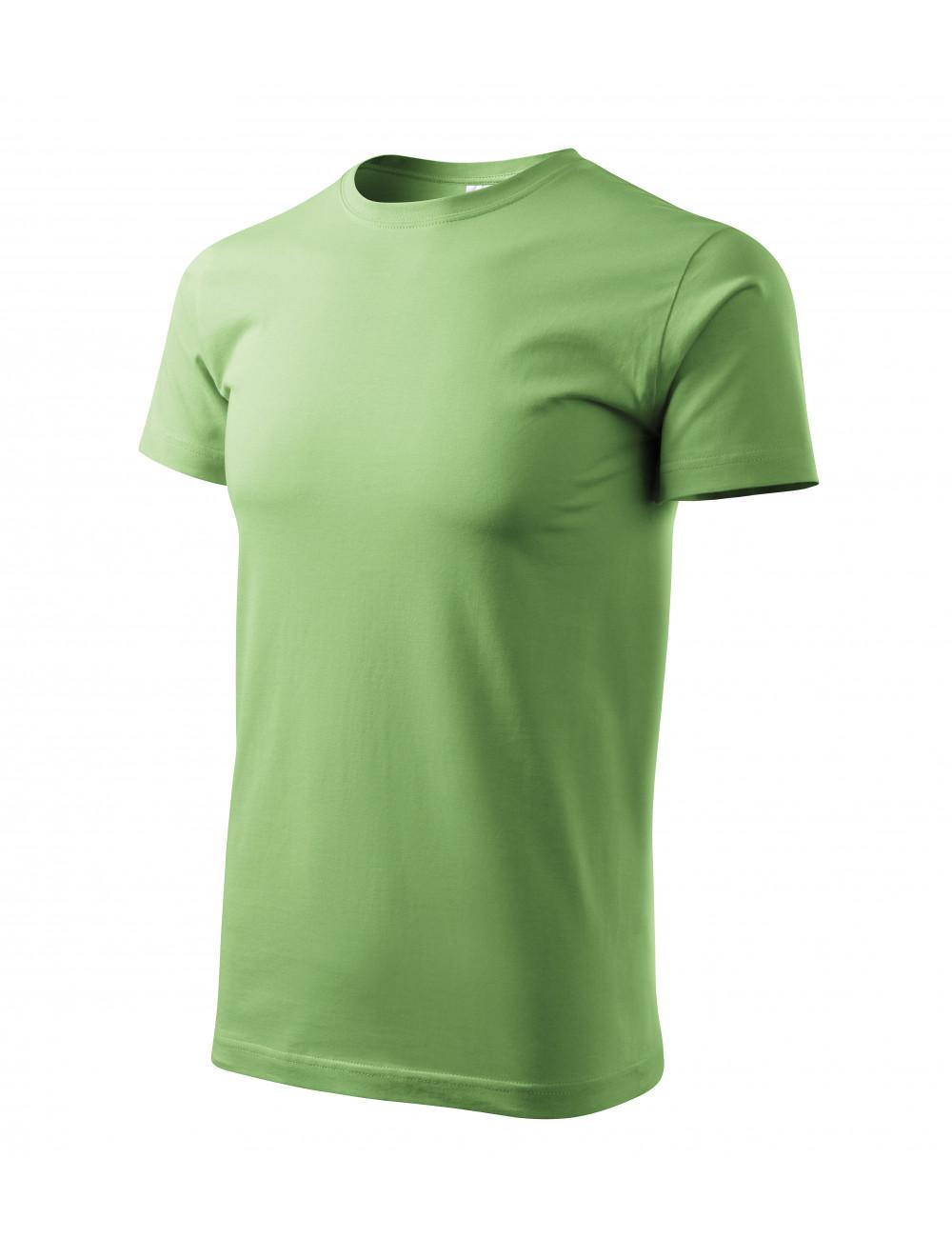 Adler MALFINI Koszulka męska Basic 129 groszkowy