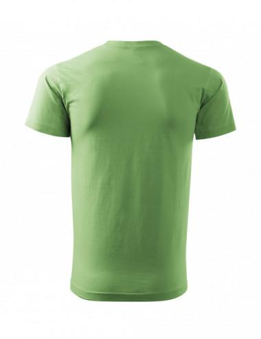 2Adler MALFINI Koszulka męska Basic 129 groszkowy