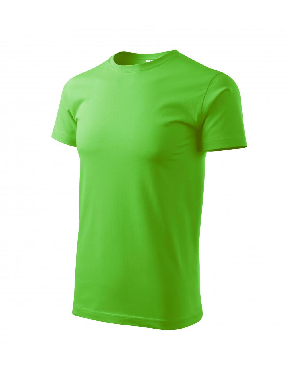 Adler MALFINI Koszulka męska Basic 129 green apple