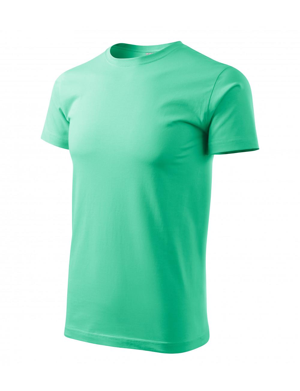 Adler MALFINI Koszulka męska Basic 129 miętowy
