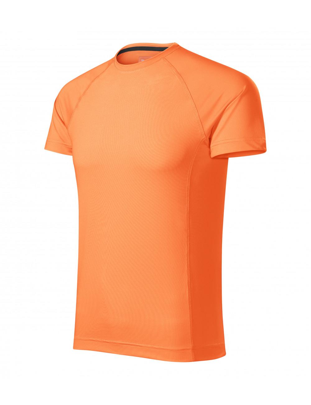 Adler MALFINI Koszulka męska Destiny 175 neon mandarine