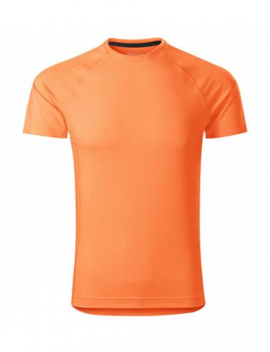 2Adler MALFINI Koszulka męska Destiny 175 neon mandarine