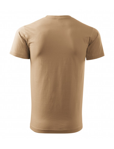 2Adler MALFINI Koszulka unisex Heavy New 137 piaskowy