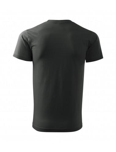 2Adler MALFINI Koszulka unisex Heavy New 137 ciemny khaki