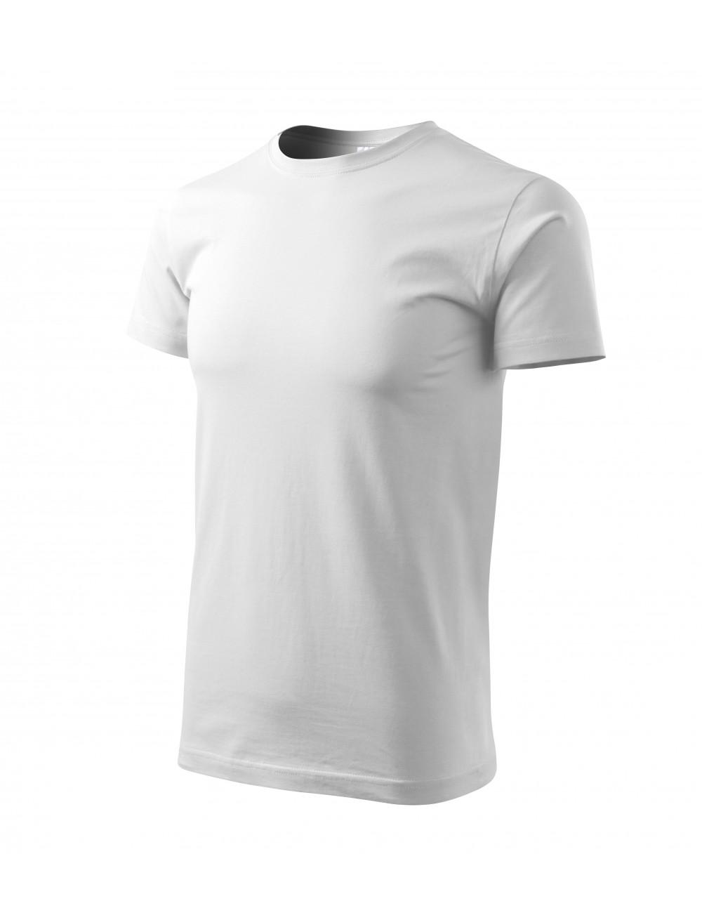 Adler MALFINI Koszulka unisex Heavy New 137 biały