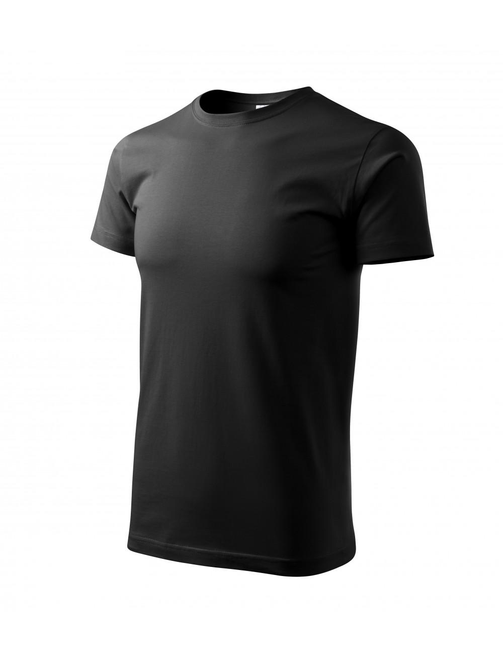 Adler MALFINI Koszulka unisex Heavy New 137 czarny