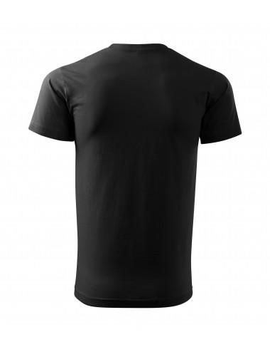 2Adler MALFINI Koszulka unisex Heavy New 137 czarny