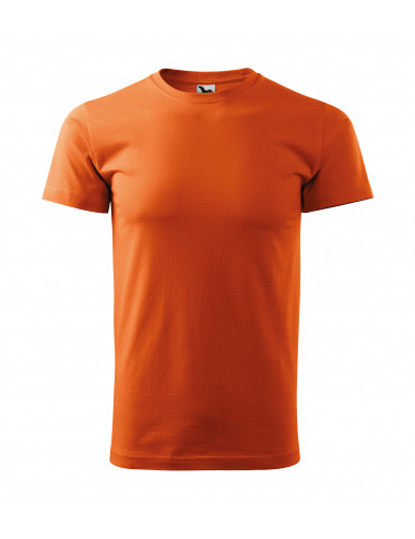 2Adler MALFINI Koszulka unisex Heavy New 137 pomarańczowy