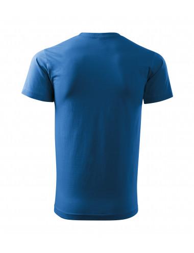 2Adler MALFINI Koszulka unisex Heavy New 137 lazurowy
