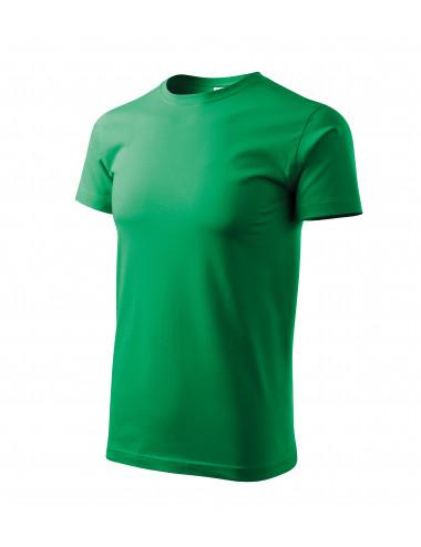 2Adler MALFINI Koszulka unisex Heavy New 137 zieleń trawy