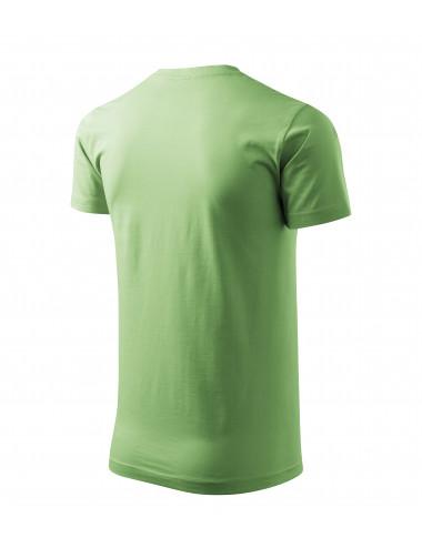 2Adler MALFINI Koszulka unisex Heavy New 137 groszkowy