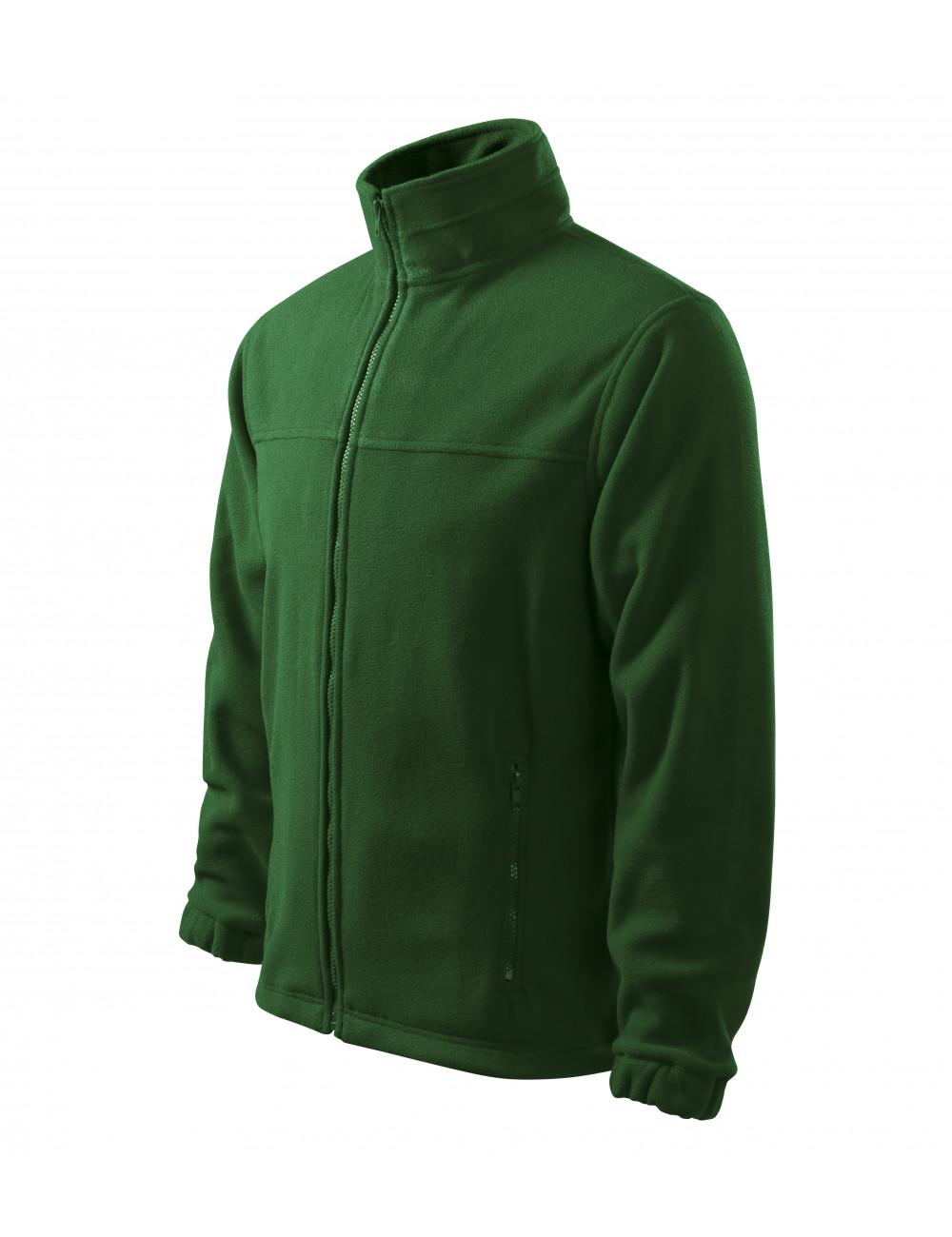 Adler RIMECK Polar męski Jacket 501 zieleń butelkowa