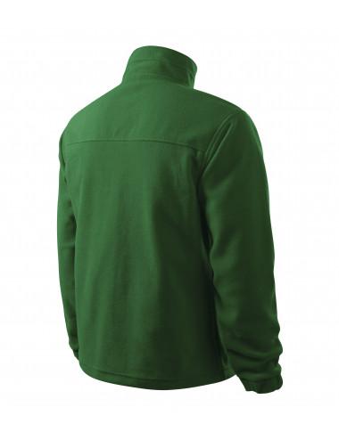 2Adler RIMECK Polar męski Jacket 501 zieleń butelkowa