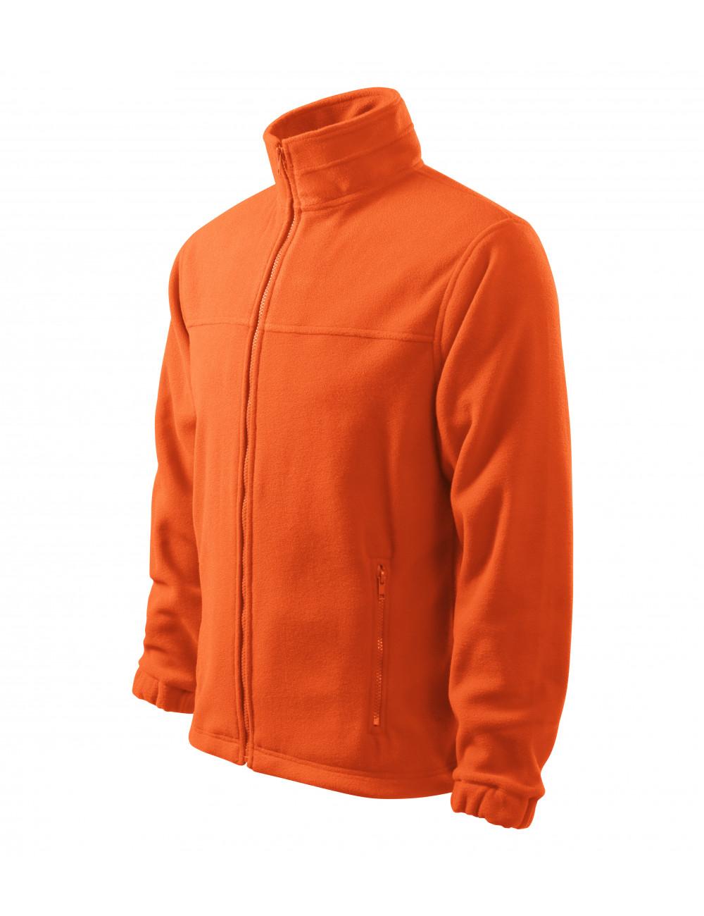 Adler RIMECK Polar męski Jacket 501 pomarańczowy