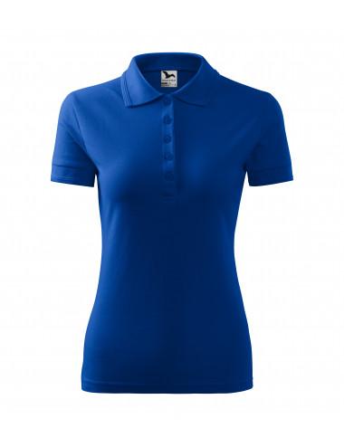 2Adler MALFINI Koszulka polo damska Pique Polo 210 chabrowy