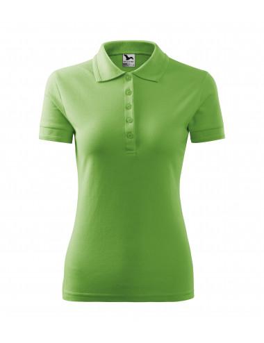 2Adler MALFINI Koszulka polo damska Pique Polo 210 groszkowy