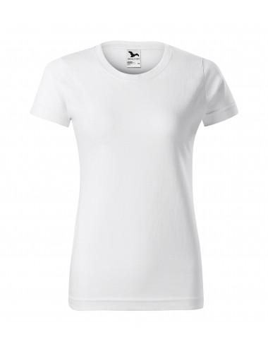 2Adler MALFINI Koszulka damska Basic 134 biały