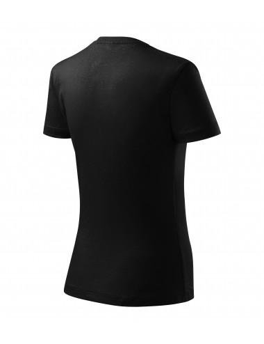 2Adler MALFINI Koszulka damska Basic 134 czarny