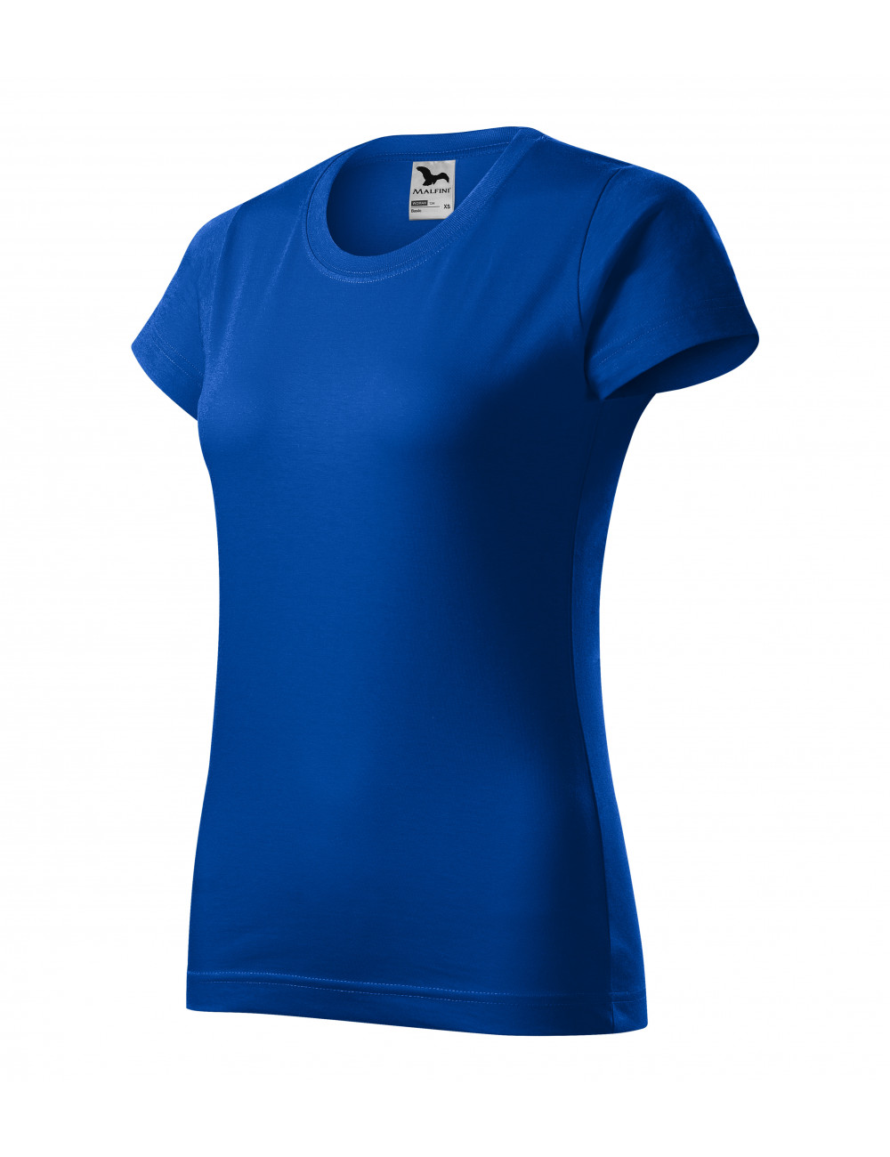 Adler MALFINI Koszulka damska Basic 134 chabrowy