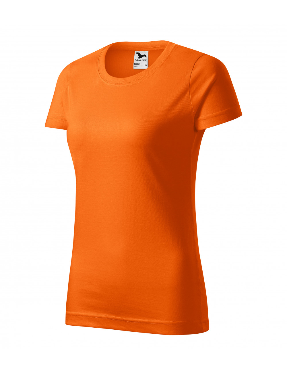 Adler MALFINI Koszulka damska Basic 134 pomarańczowy