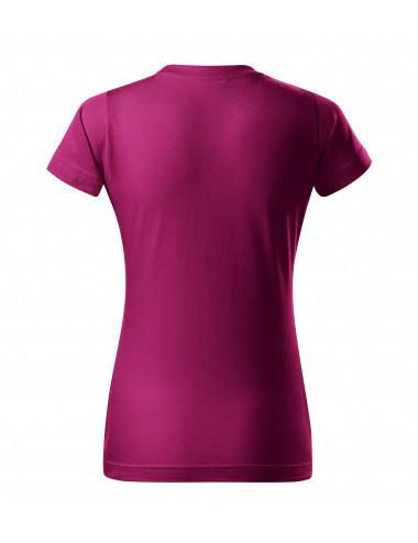 2Adler MALFINI Koszulka damska Basic 134 fuchsia red