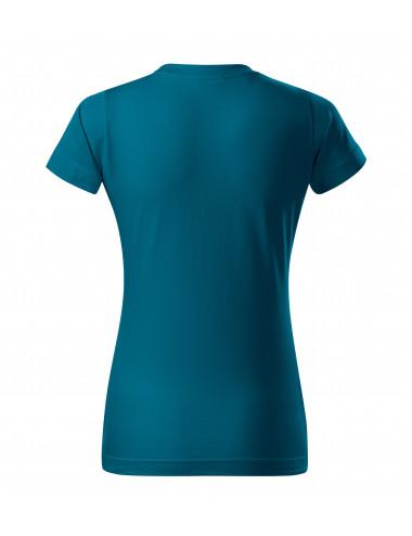 2Adler MALFINI Koszulka damska Basic 134 petrol blue