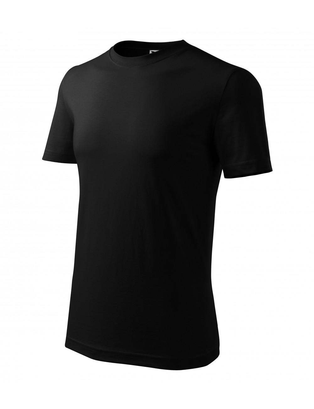 Adler MALFINI Koszulka męska Classic New 132 czarny