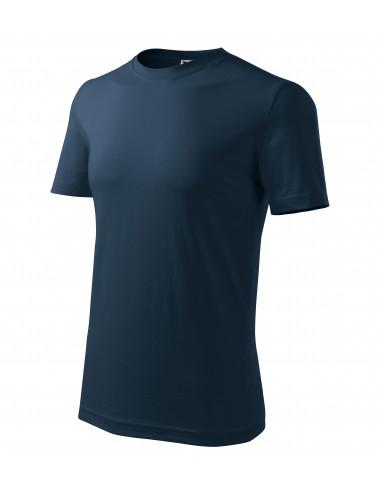 2Adler MALFINI Koszulka męska Classic New 132 granatowy