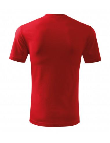 2Adler MALFINI Koszulka męska Classic New 132 czerwony