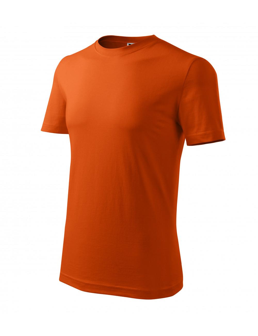 Adler MALFINI Koszulka męska Classic New 132 pomarańczowy
