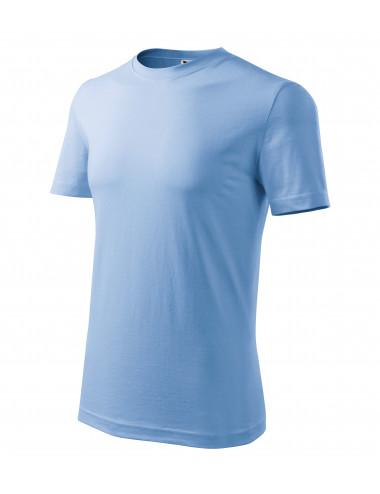 2Adler MALFINI Koszulka męska Classic New 132 błękitny