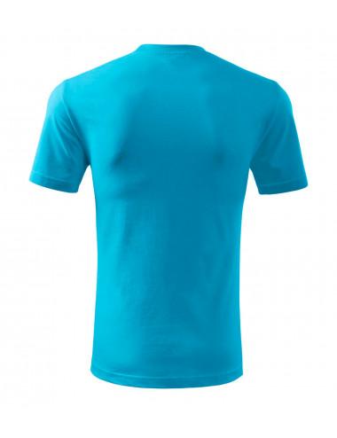 2Adler MALFINI Koszulka męska Classic New 132 turkus