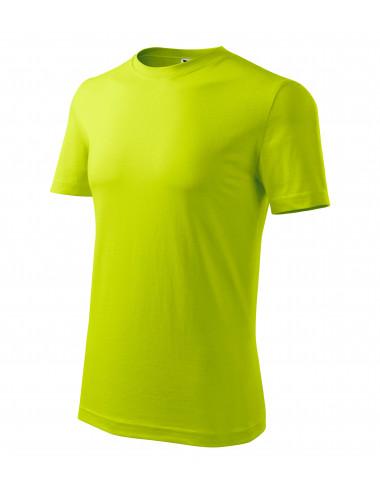 2Adler MALFINI Koszulka męska Classic New 132 limetka