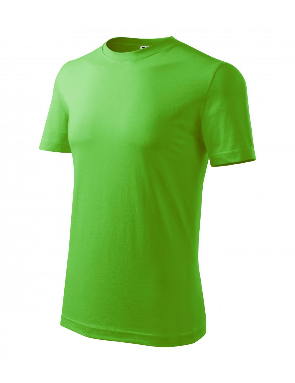 Adler MALFINI Koszulka męska Classic New 132 green apple