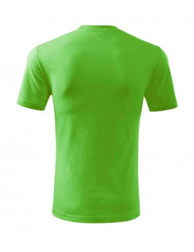 2Adler MALFINI Koszulka męska Classic New 132 green apple